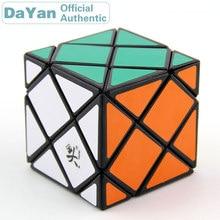DaYan 4 Axis Skewed 4x4x4 Magic Cube 4x4 Skewbed Professional Neo Speed Puzzle Antistress Fidget Educational Toys For Children yongjun diamond symbol 3x3x3 magic cube yj 3x3 professional neo speed puzzle antistress fidget educational toys for children