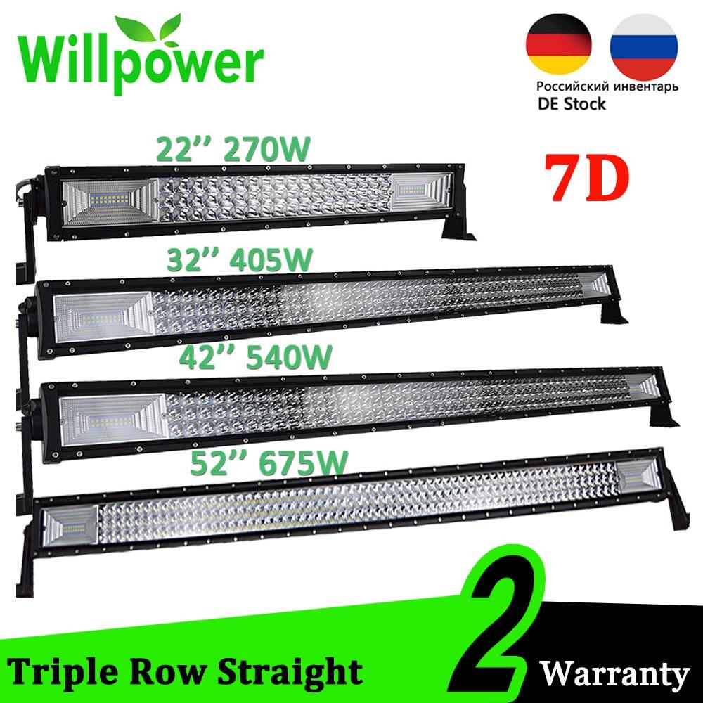 Willpower Tri-Row 22