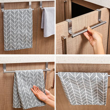 Towel-Racks Wall-Hook Home-Organizer Hanging-Holder Bathroom-Shelf Cabinet-Door Over