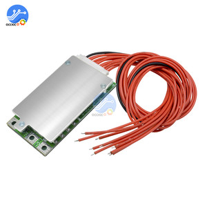 Image 3 - Placa de proteção de energia da bateria de lítio li ion 10s 36v 15a bms pcb pcm para ebike bicicleta elétrica evitar sobrecarregar