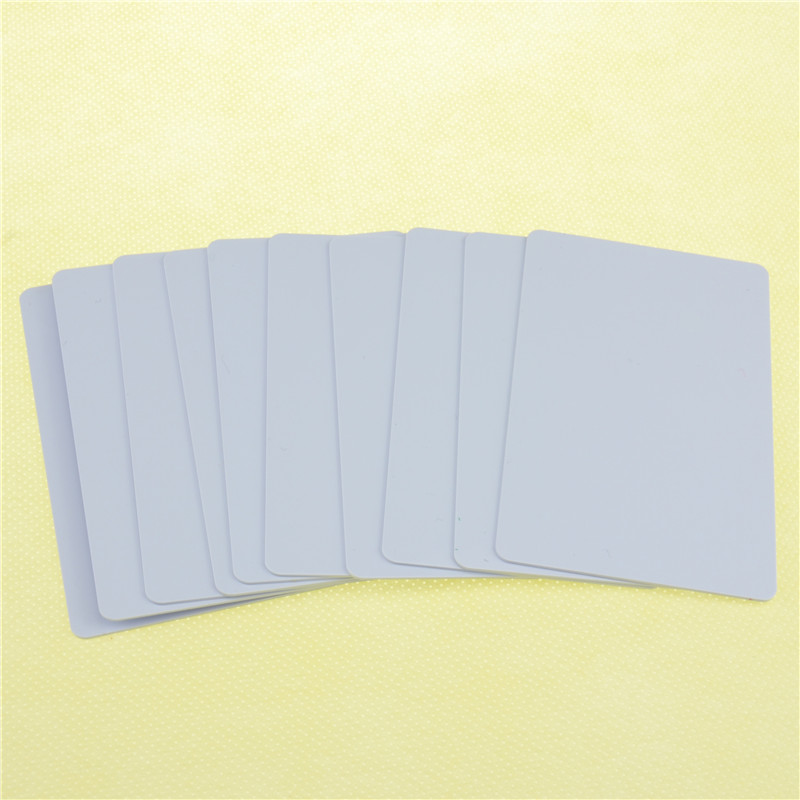 10pcs IC Card Changeable NFC Smart Card Tags for 1K S50 RFID <font><b>13.56MHz</b></font> <font><b>ISO14443A</b></font> Card For Arduino image