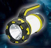 Handheld Taschenlampe Tragbare LED Camping Licht USB Aufladbare Taschenlampe Dimmbare Scheinwerfer LED Outdoor Zelt Lichter