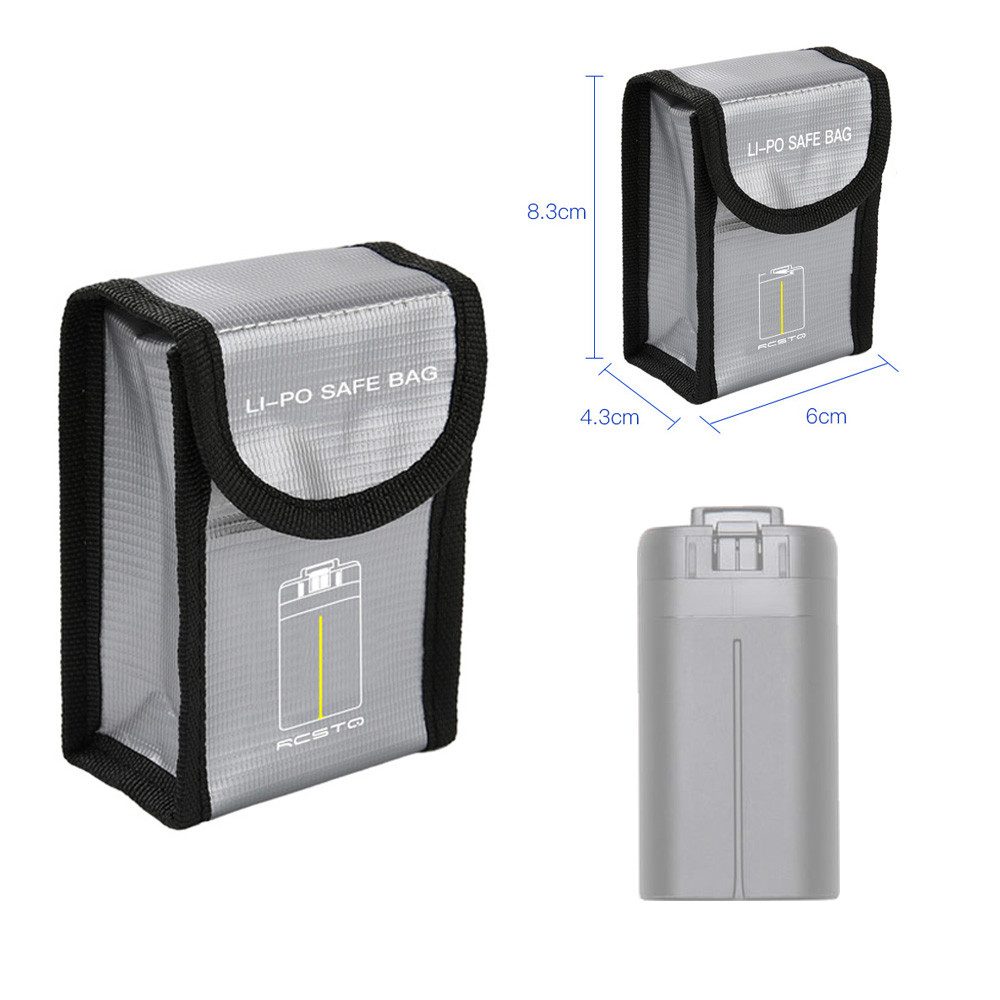 Lipo Safe 64x50x125mm Lipo Bag Cargo Bag
