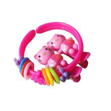Childrens Bead Bracelet Little Girl Cartoon Cute Jewelry Kids Baby Hair Clip Set