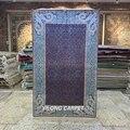 Yilong 3 'x 5' Восточная Ручная продажа ковра изысканные корейские шелковые ковры (HF234B)