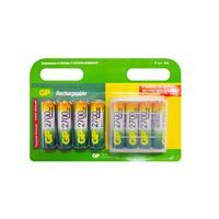 Battery GP AAHC AA: AA (LR6) Qty per CTN. 8 PCs)|  -