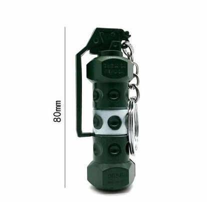 2020 nouveau jeu chaud PUBG arme modèle métal porte-clés mode voiture sac Chaveiro haute qualité charme porte-clés Porte Clef CS GO pistolet