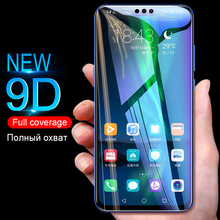 9D Full Protective Screen Glass On The For Huawei Honor 8x 7c 7x Tempered Glass For Huawei Honor 7a Pro Protector Glass Film 2pcs for huawei honor 7c pro honor 7c full cover tempered glass screen protector protective glass for huawei honor 7c pro