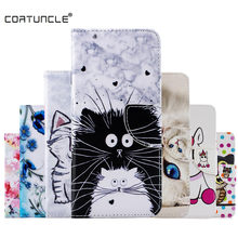 Y5 2019 Leather Case For Coque Huawei Honor 8S KSA KSE-LX9 Case Flip Cover Wallet Book Phone Cases Huawei Y5 2019 Honor 8S Case(China)