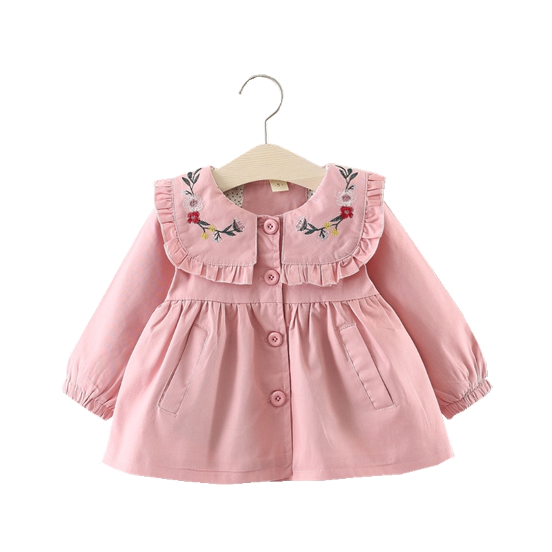 Coat Jackets Newborn-Coats Baby-Girl Infant Toddler And Cotton Casual Brand Windbreaker