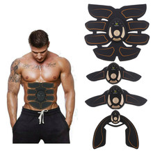 Smart Spierstimulator Abs Trainer Fitness Gear Spier Toning Riem Abdominale Arm Hip Toner(China)