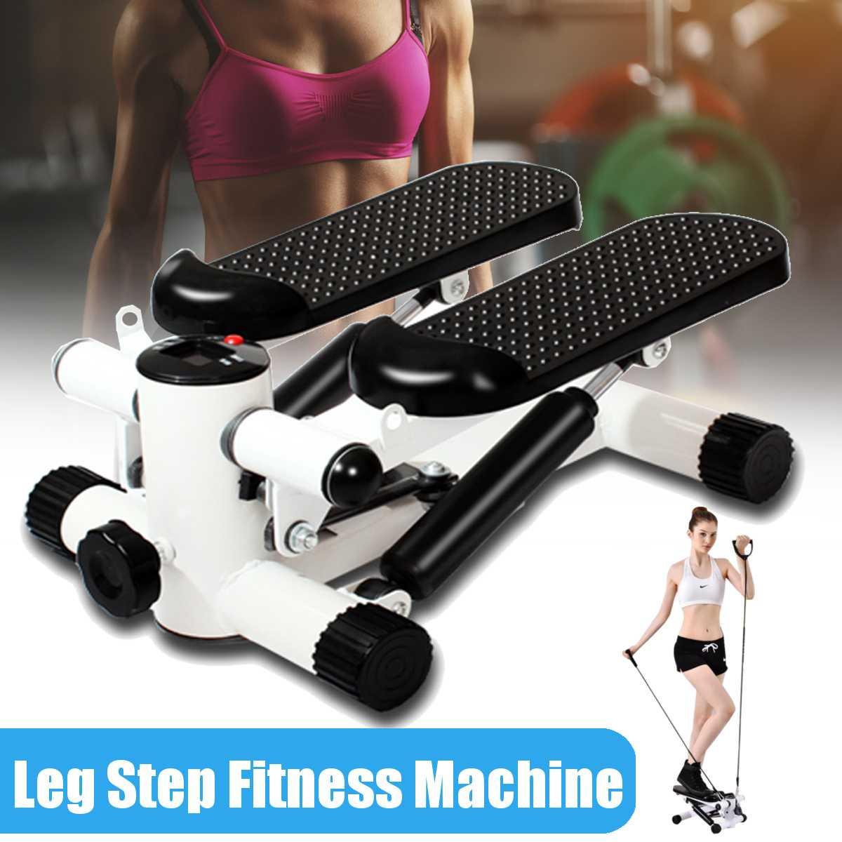 Тренажеры для бега, спортивные многофункциональные мини-беговые дорожки, оснащенные бесшумными домашними педалями для похудения, фитнес-о...