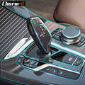 Onzichtbare Center Console Pookknop Interieur Trim TPU Beschermende Film Sticker voor BMW X3 G01 2018 Auto Styling Accessoires