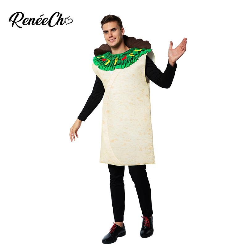 Taco Adulte Taille Standard Costume Halloween