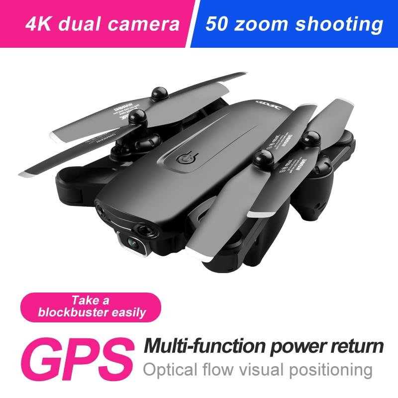 2021 NEW F6 Drone GPS 4K 5G WiFi Live Video FPV Quadrotor Flight 25 Minutes Rc Distance 1000m Drone HD Wide-Angle Dual Camera