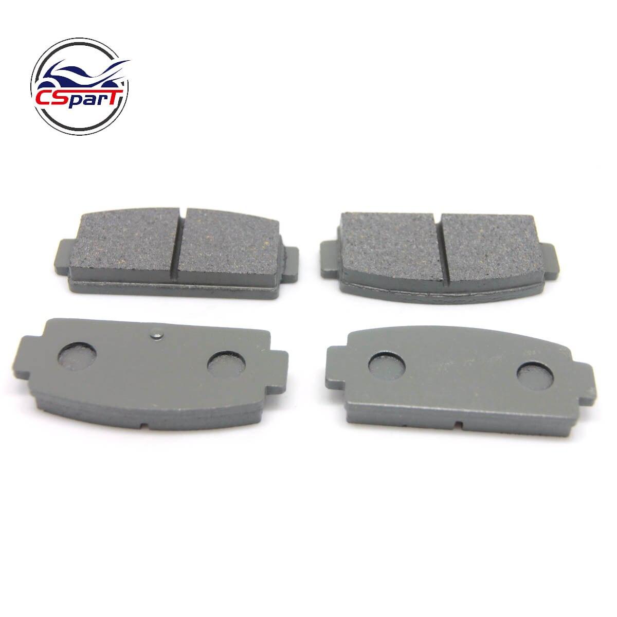 2 Sets 4PCS Rear  Brake Pad For CFMoto ZFORCE 500 550 600 800 500CC 600CC 800CC Z5 Z6 Z8 SSV 9060-081010 7000-0801A0