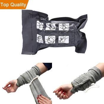 Outdoor First Aid Tourniquet Camping Hiking Outdoor Army Survival  Israeli Bandage Operation Sterile Trauma Tourniquet madicare israeli bandage trauma dressing first aid medical compression bandage emergency bandage 4 inches