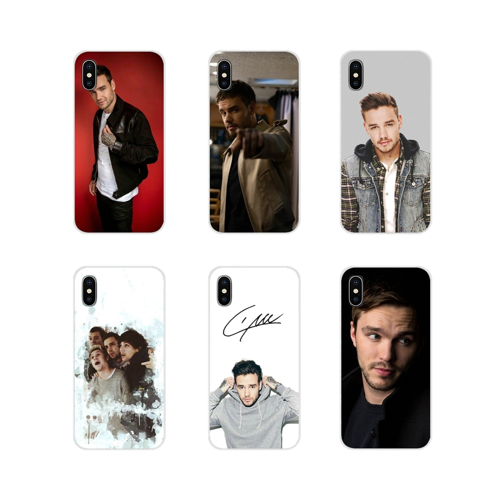 liam payne one direction Accessories <font><b>Phone</b></font> <font><b>Cases</b></font> Covers For <font><b>Samsung</b></font> Galaxy A3 A5 A7 A9 A8 Star <font><b>A6</b></font> Plus 2018 2015 2016 2017 image