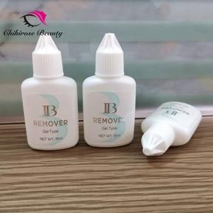 Image 5 - Free shipping 5pcs IB Adhesinve Debonder Brand Gel Remover for Eyelash Extension Glue Remove Tool