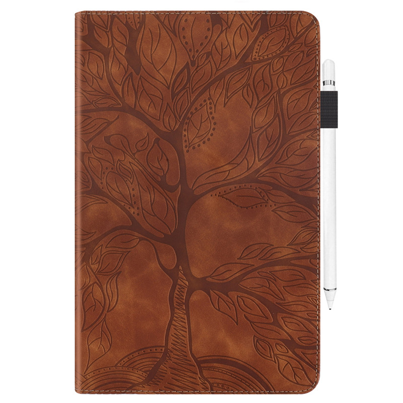 Funda for Wallet Emboss-Tree Stand-Tablet 11 Coque Pro Flip-Case iPad