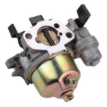 Carburetor Carb Fit for Honda GX160 GX168F GX200 5.5HP 6.5HP + Fuel Pipe Gasket Engine Motorcycle Accessories High Qualiy carburetor carb carburetor accessory kits for honda gx160 gx168f gx200 5 5hp 6 5hp fuel pipe gasket engine