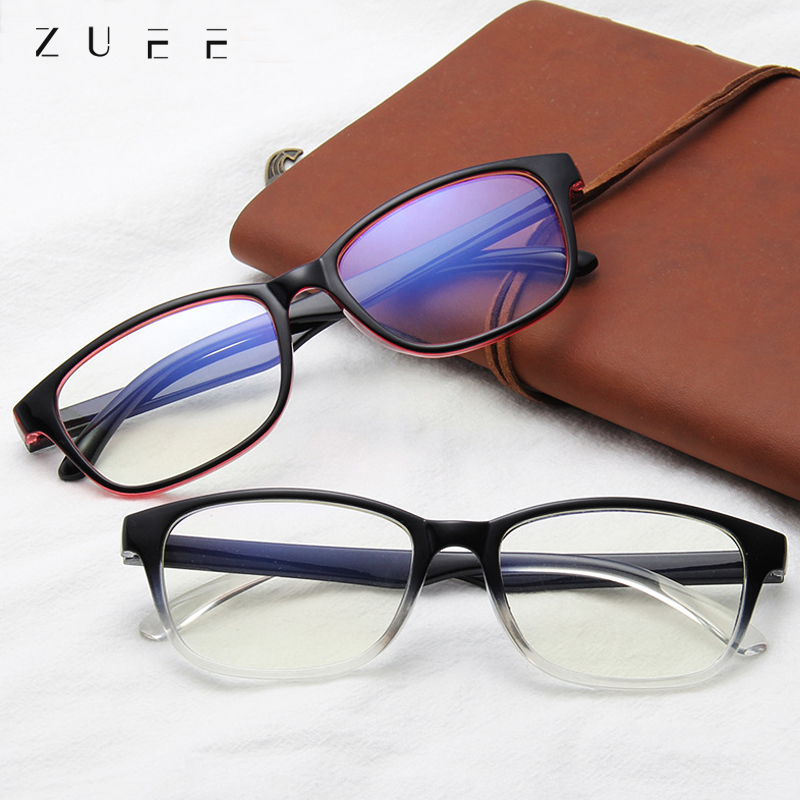 ZUEE Mobile phone Glasses Men Women Anti Blue Light Blocking Glasses Gaming Protection Radiation Goggles Spectacles Glasses