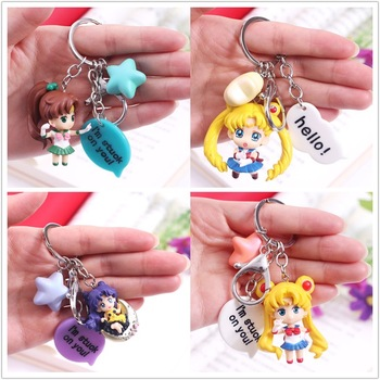 Llaveros de Sailor Moon Sailor Moon