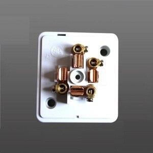 Image 4 - 10A/16A/25A 250v/440v 3 相 4 線式と単相 3 極diy工業用電源プラグソケット表面実装コンセント