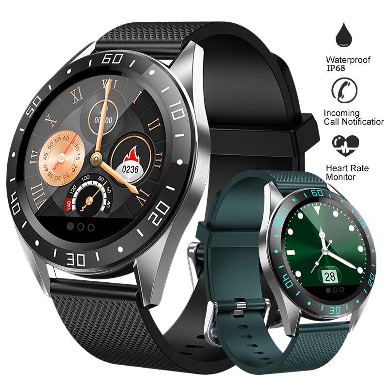 LIGE New Sports Watch Men Smart Watch Women Waterproof Fitness Tracker Heart Rate Blood Pressure Monitor Pedometer smartwatch|Smart Watches| |  - title=