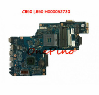 H000052730 fit for toshiba C850 C850D L850 L850D laptop motherboard HM70 HD DDR3 tested