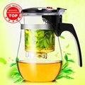 Высококачественный стеклянный чайник  термостойкий  китайский чайный набор  кунг-фу  пуэр  чайник  кофейник  стеклянная кофеварка  удобный о...