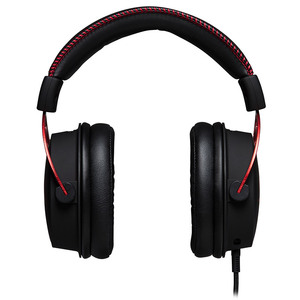 Image 2 - Kingston HyperX Cloud Alpha Limited Edition E sports headset microphone Gaming Headset Mobile Wired Microphone Wire Control