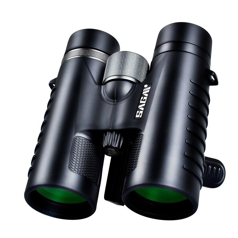Profissional hd 8x32 10x42 12x50 binóculos para acampamento caminhadas caça escopos ao ar livre ferramenta de alta potência telescópio