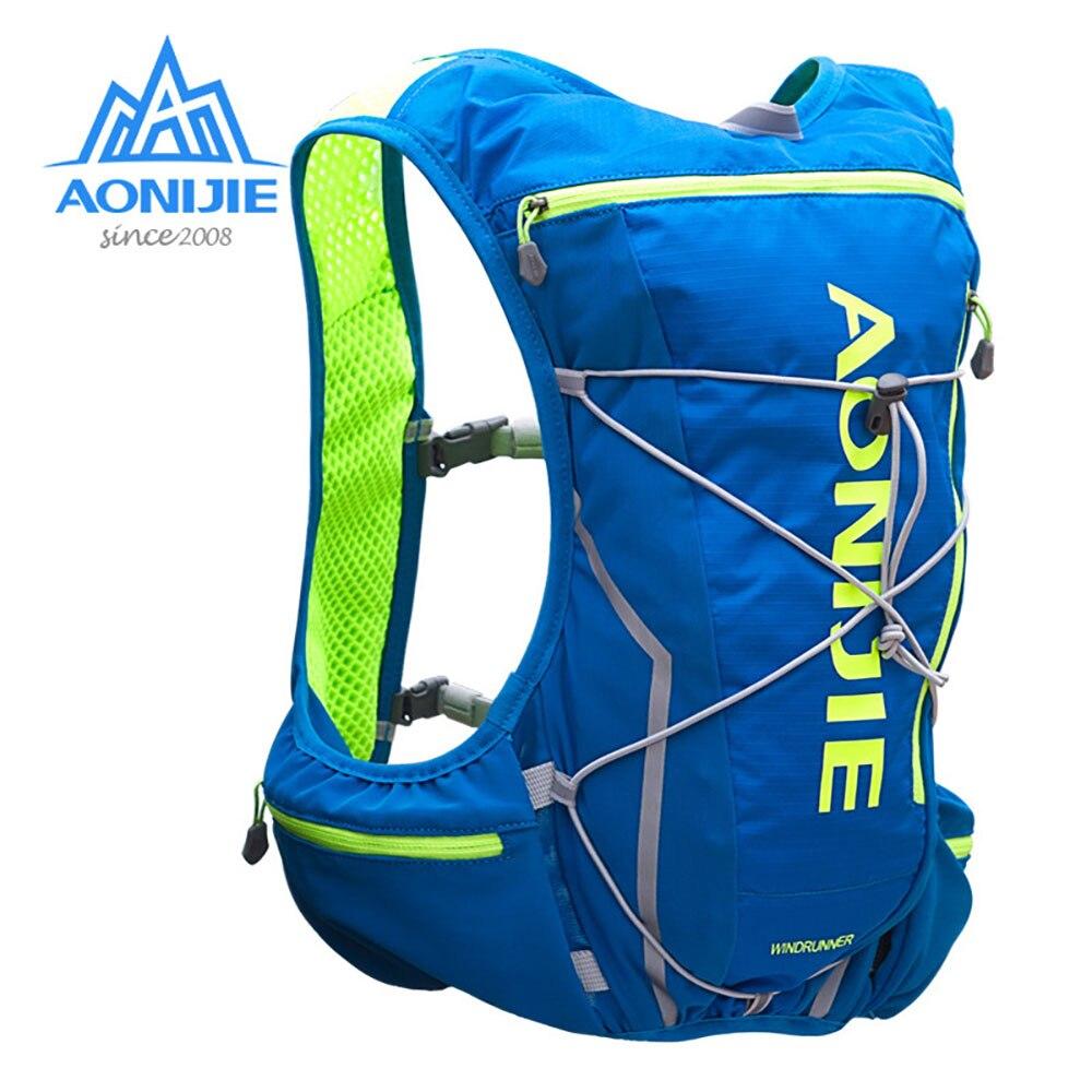 Aonijie Trail sac de course Fitness course accessoires sac à dos en plein air ultra léger randonnée Marathon course cyclisme sac à eau - 3