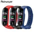 M3 Plus Smart Armband Herz Rate Blutdruck Wasserdichte Bluetooth Uhr Armband Fitness Tracker M3 Pro Smart Uhr A2