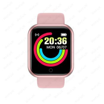 IWO Series W26 SE Smart Watch 6 Men Women Smartwatch Sports Fitness Bracelet For Xiaomi iPhone Band Watches Bluetooth Device Electronics Smart Electronics Smart Watches W26 SE Xiaomi Color: Y68-Pink Size: With Original Box