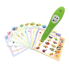 English Educational Early Childhood Talking Pen Children's Intelligence Toys Smart Pen