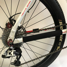 2020 MTB Mountain Bike Durable Bike Care Chain Posted Guards To Protect The Black Box Frame protector ciclismo bicycle accessor
