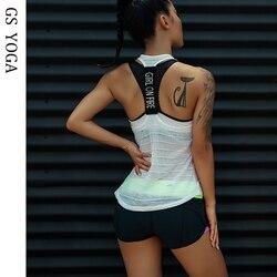 Vrouwen Sport Tank Tops Voor Gym Vest Top Fitness Mouwloos T-shirt Sportkleding Yoga Tank Top Gym Vest running Workout