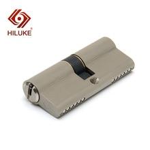 HILUKE 70 European standard lock cylinder security door copper alloy core hardware C70.5C