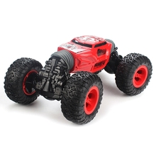 Rc Car Double-Sided 2.4Ghz One Key Transformation All-Terrain Vehicle Climbing Remote Control Truck