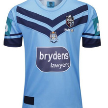 NSW BLUES RUGBY HOME JERSEY размер S-3XL