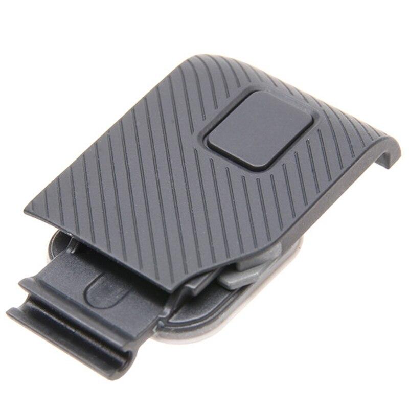 Tüketici Elektroniği'ten Gövde Parçaları'de Yedek yan kapı USB C Mini HDMI portu yan kapak onarım bölümü için GoPro HERO5 HERO6 Hero 5 6 için go pro aksesuarı title=