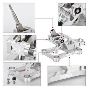 Image 4 - WLR Billet Shifter Box Assembly 03 07 Accord CL7 CL9 & 04 08 TSX & TL 기어 시프트 노브 쉬프터 교체 WLR PDZ002