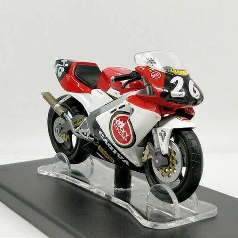 1/18 Scale  #46 Campionnato 1994 Motorcycle Model Toy Gift Collection Motor Autobike Display With Stand