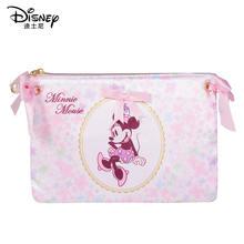Симпатичный кошелек disney minnie женская сумка для хранения