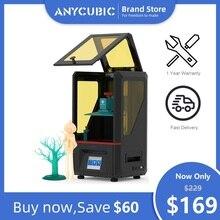 Anycúbico photon 3d impressora 2019 plus tamanho sla/lcd alta precisão 2.8 phophofóton slicer luz cura imprimante 3d kits