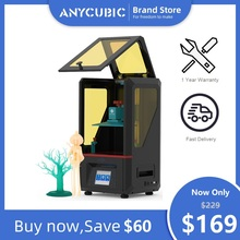 Anycubic Photon 3D Drucker 2019 Plus Größe SLA/LCD Hohe Präzision 2.8 photon Slicer Licht Aushärtung Impresora imprimante 3d Kits