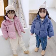 Детская куртка; пальто; Одежда для новорожденных; комплект из двух предметов для маленьких мальчиков и девочек; детский однотонный спортивный шерстяной костюм для девочек; сезон осень-зима