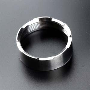 Convoy C8 Stainless Steel Tact